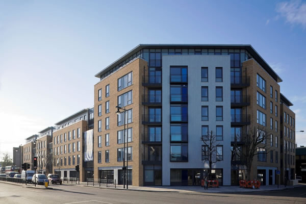 metropolitran housing projects